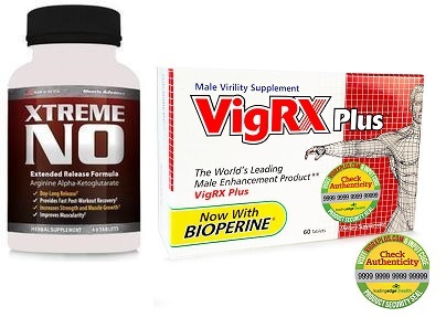 VigRx Plus & Xtreme NO