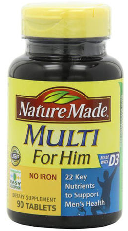 Multi Vitamin for Him